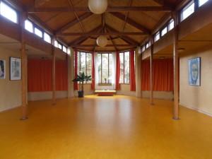 Bijeenkomsten en yoga zaal