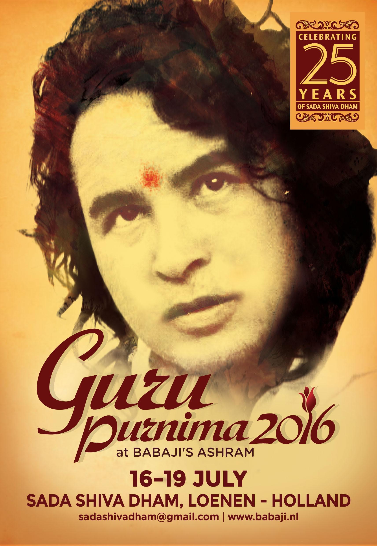 GuruPurnima 2016